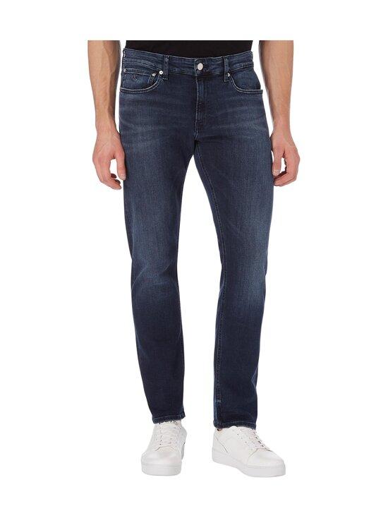 Calvin Klein Jeans - CKJ 026 Slim -farkut - 1BJ BB017 - BLUE BLACK   Stockmann - photo 4