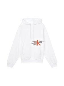 Calvin Klein Jeans - CK URBAN GRAPHIC LOGO -collegehuppari - YAF BRIGHT WHITE   Stockmann