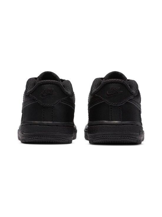 Nike - Air Force 1 '06 -nahkasneakerit - 009 BLACK/BLACK-BLACK | Stockmann - photo 4