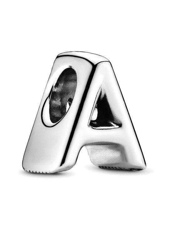 Pandora - Letter A Silver Charm -koru - SILVER | Stockmann - photo 1