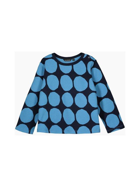 Marimekko - Ruupertti Mini Kivet -paita - BRIGHT BLUE/DARK BLUE | Stockmann - photo 1