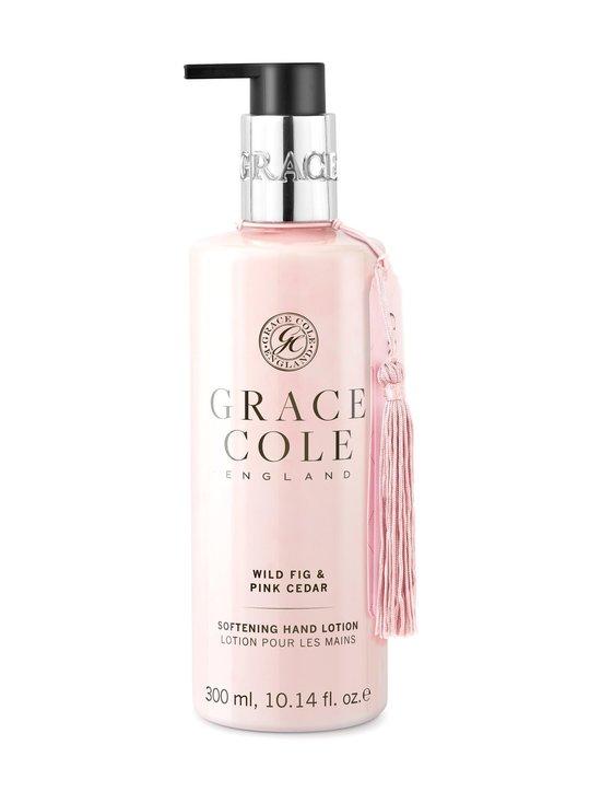 Grace Cole - Wild Fig & Pink Cedar Hand Lotion -käsivoide 300 ml - null | Stockmann - photo 1