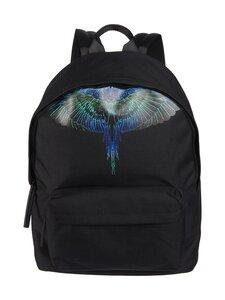 MARCELO BURLON - Wings Backpack -reppu - BLACK | Stockmann