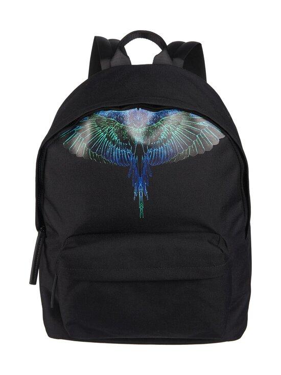 MARCELO BURLON - Wings Backpack -reppu - BLACK | Stockmann - photo 1