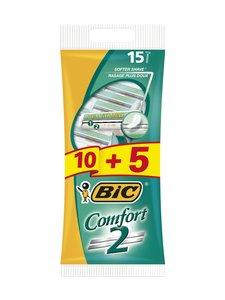 Bic - Comfort 2 -partahöylä 10 + 5 kpl | Stockmann