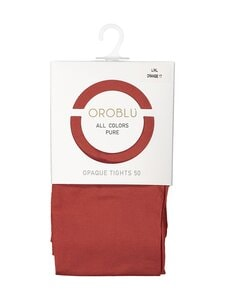 Oroblu - All Colors 50 den -sukkahousut - ORANGE 17 | Stockmann