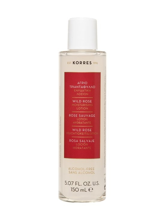 Korres - Wild Rose Wild Rose Moisturising Lotion -kasvovesi 150 ml - NOCOL | Stockmann - photo 1
