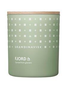 Skandinavisk - FJORD-tuoksukynttilä 200 g - FJORD GREEN | Stockmann