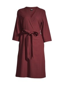 R-Collection - Wrap Dress R-Collection - PORTWINE | Stockmann