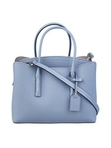 kate spade new york - Margaux Large Satchel -nahkalaukku - HORIZON BLUE | Stockmann