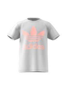 adidas Originals - Trefoil Tee -paita - WHITE/HAZCOR   Stockmann