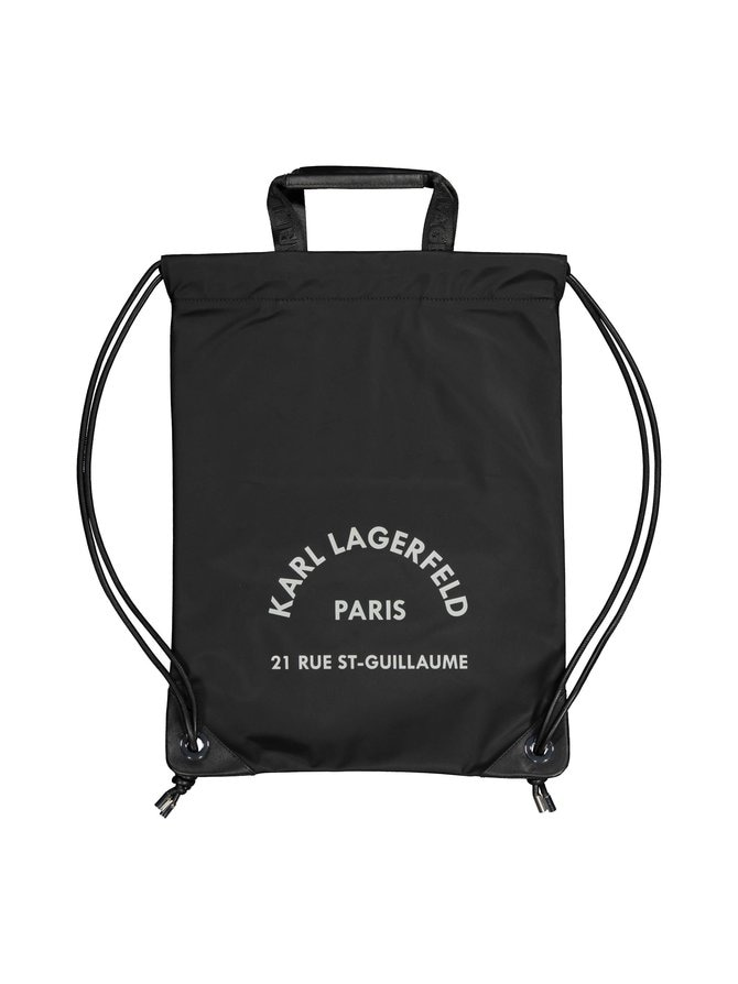 Rue St Guillaume Flat Backpack -reppu