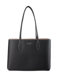 kate spade new york - All Day Large Tote -nahkalaukku - BLACK | Stockmann