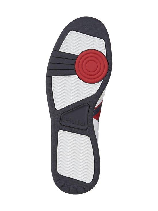 Polo Ralph Lauren - Court Athletic -nahkasneakerit - 3G1W W/NV/RL2   Stockmann - photo 3