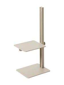 String - Museum Sidetable -sivupöytä 24 x 30 x 76 cm - BEIGE | Stockmann