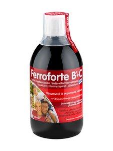 Hankintatukku - Ferroforte B+C -ravintolisä 500 ml - null | Stockmann