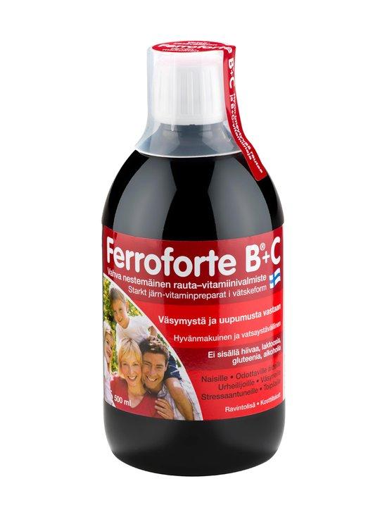 Hankintatukku - Ferroforte B+C -ravintolisä 500 ml - null | Stockmann - photo 1