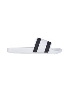 Tommy Hilfiger - Essential Flag Pool Slide -sandaalit - YBR WHITE | Stockmann