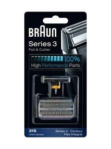 Braun - 31S-vaihtoterä ja teräverkko - null | Stockmann