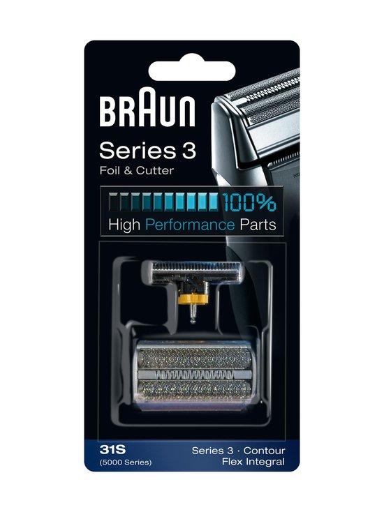 Braun - 31S-vaihtoterä ja teräverkko | Stockmann - photo 1