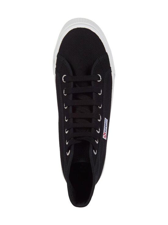 Superga - 2705 Hi Top -sneakerit - F83 BLACK-FWHITE   Stockmann - photo 2