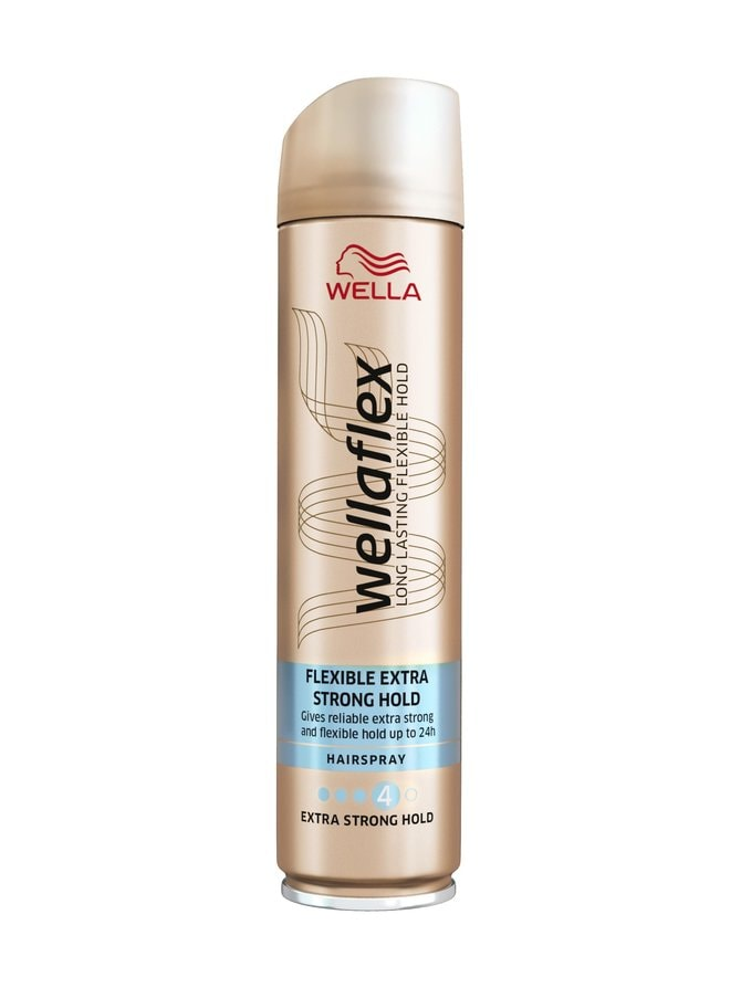 Wellaflex Extra Strong -hiuskiinne 250 ml