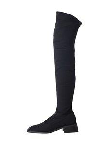 Vagabond - BLANCA over knee boot stretch -saappaat - 20 BLACK   Stockmann