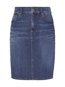 Tommy Jeans - High Waist -farkkuhame - 1BY DYNAMIC AVERY DK BL | Stockmann