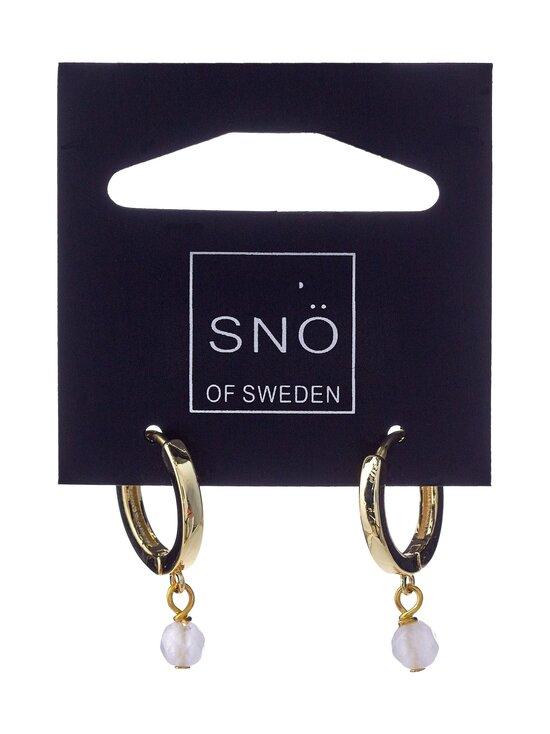 Snö Of Sweden - Roc Small Ring -korvakorut - WHITE | Stockmann - photo 1