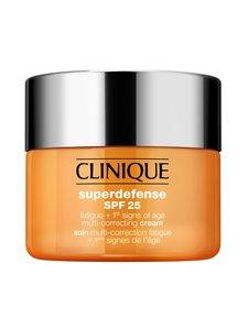 Clinique - Superdefense Cream SPF 25 Skin Type 1/2 -päivävoide 30 ml | Stockmann