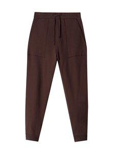Nanushka - Shay Organic Fleece Sweatpants -collegehousut - NUTMEG | Stockmann