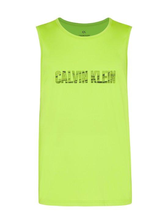 Calvin Klein Performance - Treenipaita - 304 KIWI SPLASH | Stockmann - photo 1