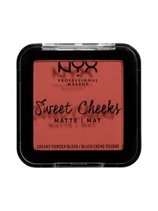 NYX Professional Makeup - Sweet Cheeks Creamy Powder Blush Glowy -poskipuna 5 g - null | Stockmann