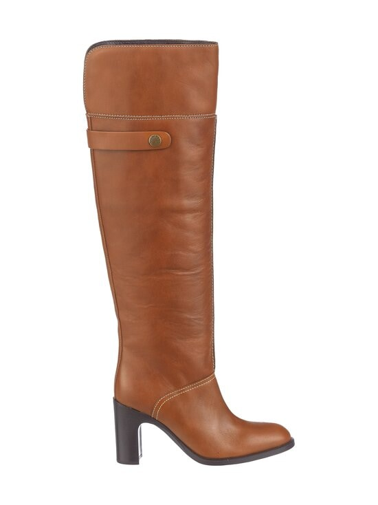 See By Chloe - Over Knee Boot -nahkasaappaat - 213 CAMMELLO | Stockmann - photo 1