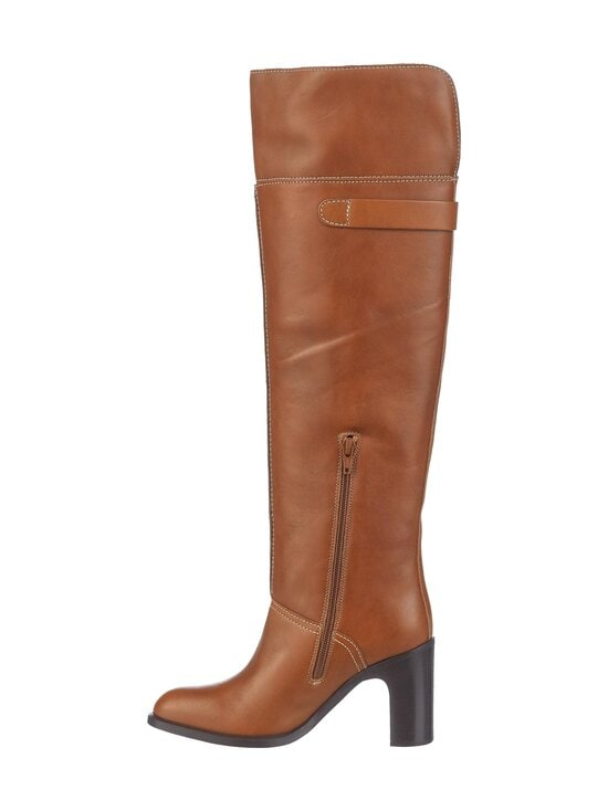 See By Chloe - Over Knee Boot -nahkasaappaat - 213 CAMMELLO | Stockmann - photo 2