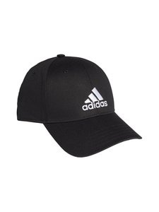 adidas Performance - Baseball Cap -lippalakki - BLACK/BLACK/WHITE | Stockmann