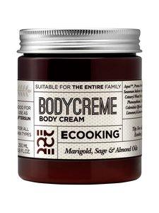 Ecooking - Body Cream -vartalovoide 250 ml | Stockmann