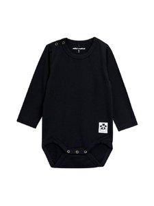 Mini Rodini - Basic-body - BLACK | Stockmann