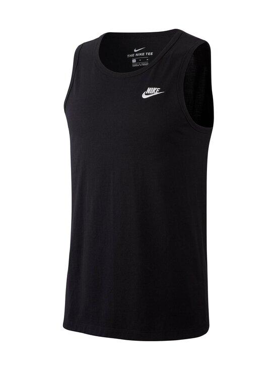 Nike - Tank-paita - 010 BLACK/WHITE | Stockmann - photo 1