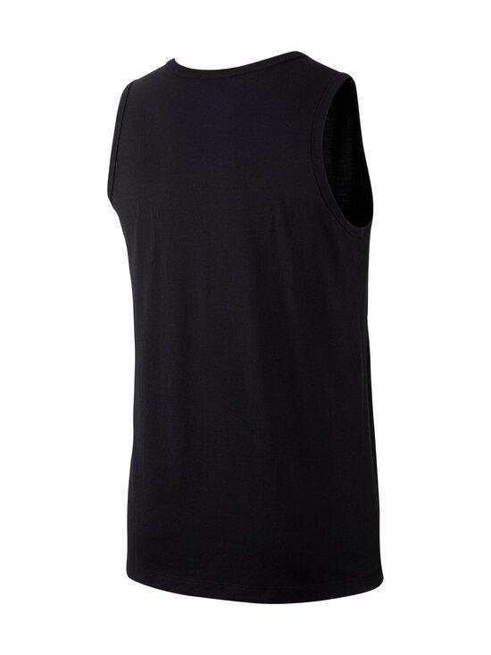 Nike - Tank-paita - 010 BLACK/WHITE | Stockmann - photo 2