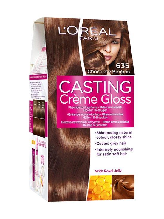 L'Oréal Paris - Casting Crème Gloss -kevytväri - 635 CHOCO BONBON | Stockmann - photo 1