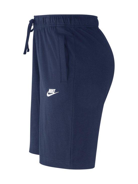 Nike - Sportswear Club Fleece -collegeshortsit - 410 MIDNIGHT NAVY/WHITE | Stockmann - photo 3