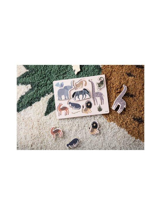 Ferm Living - Safari Puzzle -palapeli - NATURAL | Stockmann - photo 4