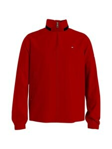 Tommy Hilfiger - Stand Collar Jacket -takki - XLG PRIMARY RED | Stockmann