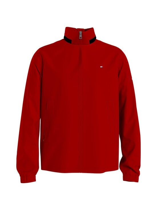 Tommy Hilfiger - Stand Collar Jacket -takki - XLG PRIMARY RED | Stockmann - photo 1