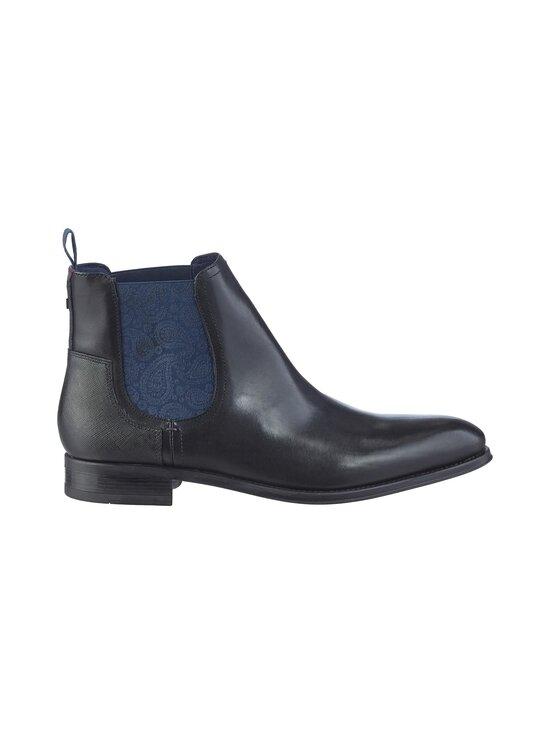 Ted Baker London - Tradd Elastic Boot -nahkanilkkurit - 00 BLACK | Stockmann - photo 1