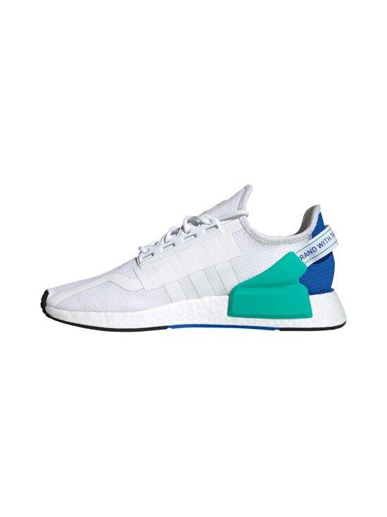 adidas Originals - NMD_R1 V2 -sneakerit - CLOUD WHITE/CLOUD WHITE/CORE BLACK   Stockmann - photo 4