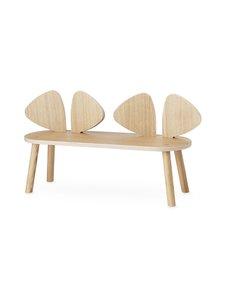 Nofred - Mouse-penkki 81 x 46 x 28 cm - OAK, MATT LACQUERED | Stockmann