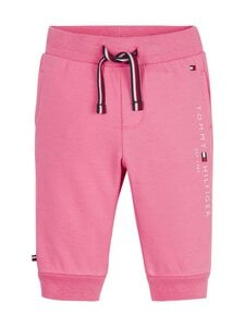 Tommy Hilfiger - Baby Essential Sweatpants -collegehousut - THJ EXOTIC PINK | Stockmann