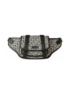 Kenzo - Courier Jacquard Belt Bag -laukku - MIDDLE GREY | Stockmann